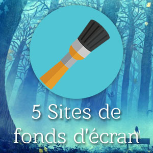 5 Sites de fonds d'écran