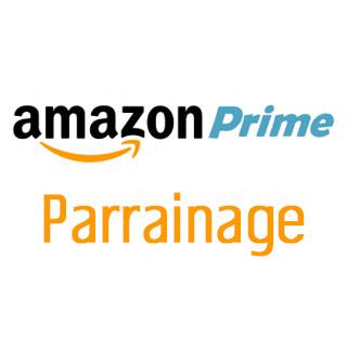 Parrainage – Amazon Prime